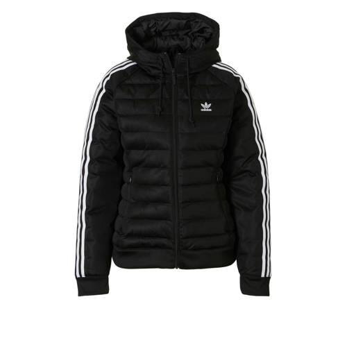 winterjas zwart
