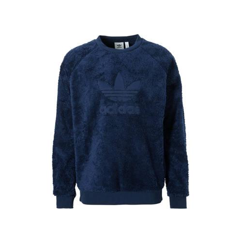 sweater van teddy donkerblauw