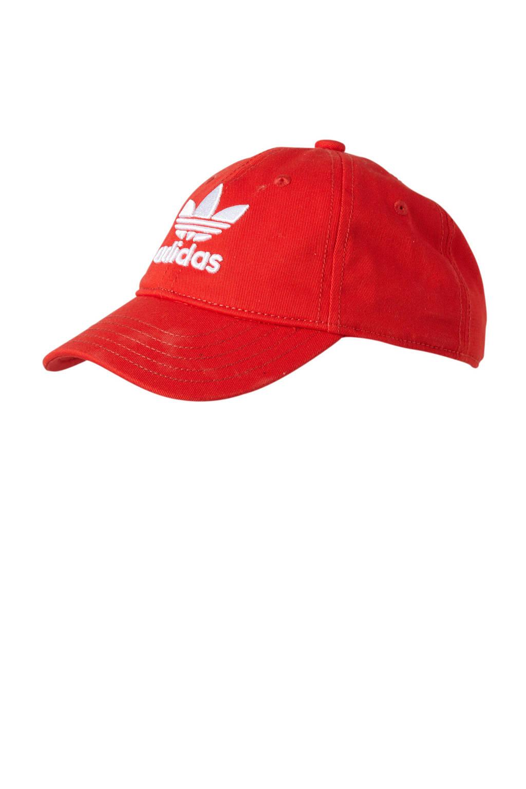 58ab842eb39 adidas originals pet rood | wehkamp