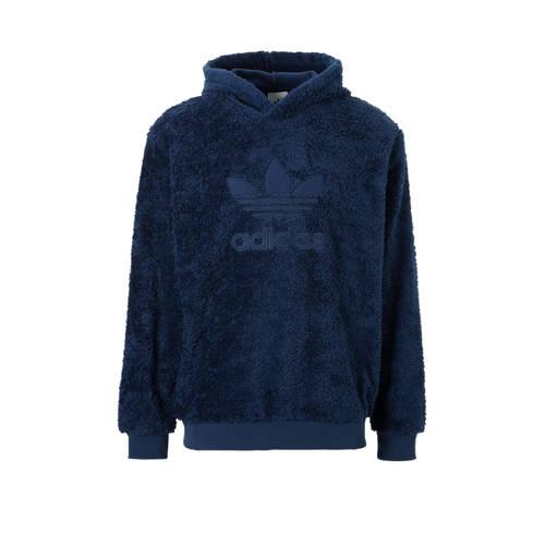 hoodie van teddy donkerblauw