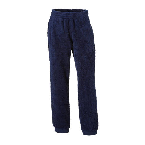 broek van teddy donkerblauw