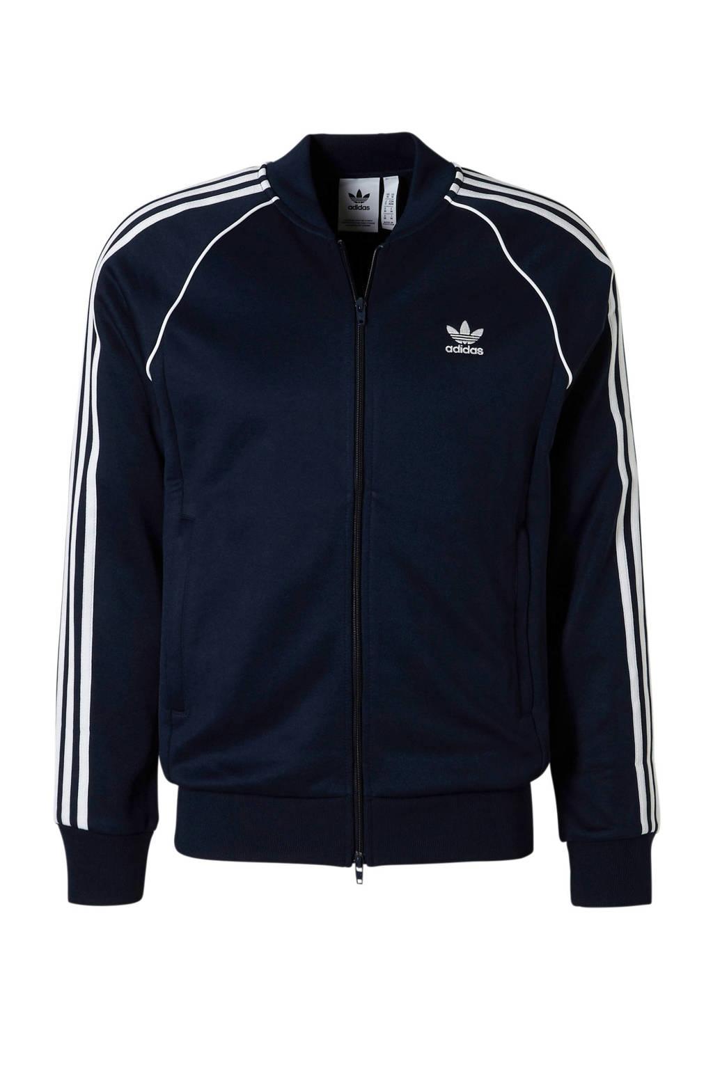 43cfc1950ef adidas originals vest, Donkerblauw