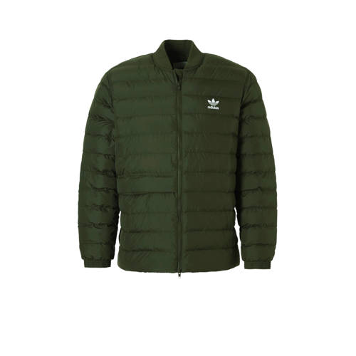 NU 20% KORTING: adidas Originals gewatteerd jack SUPER STAR OUTDOOR