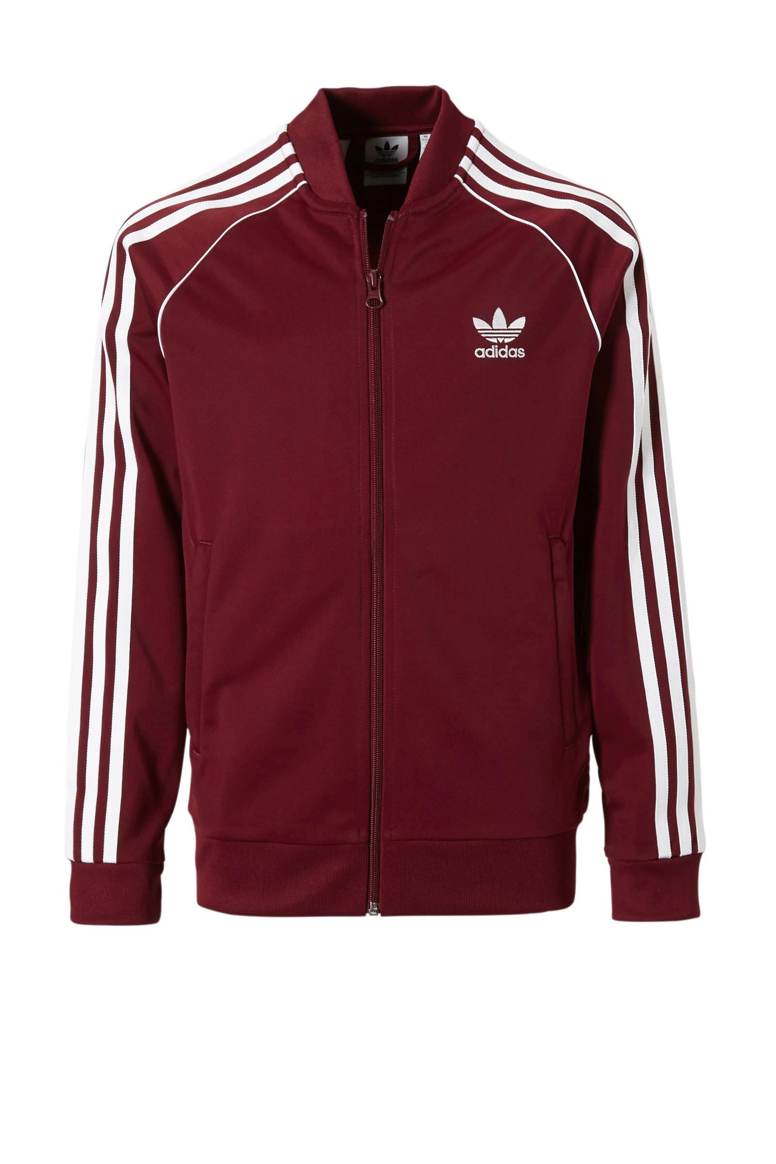 adidas Originals vest rozewit | wehkamp
