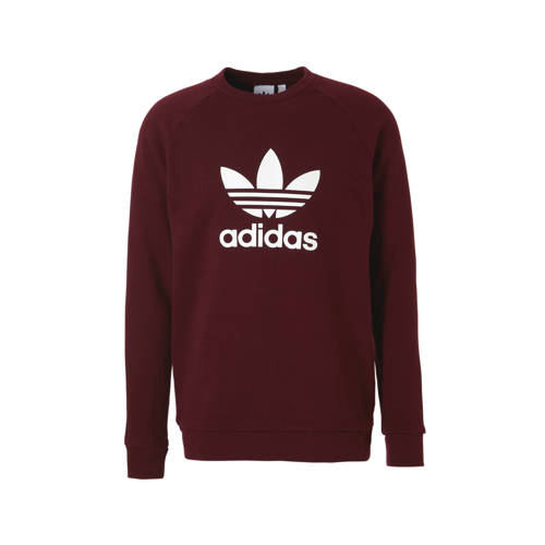 NU 21% KORTING: adidas Originals sweatshirt TREFOIL CREW