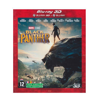 Black panther (3D) (Blu-ray)