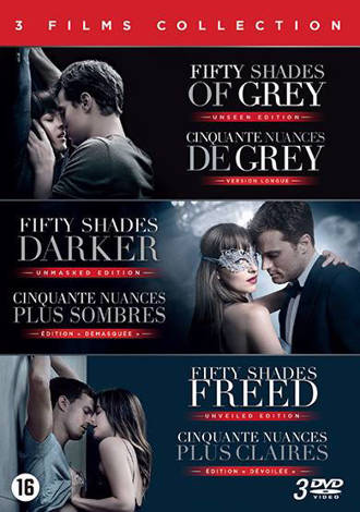 Fifty shades trilogy (DVD)
