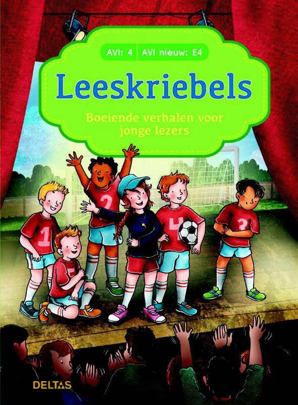 Leeskriebels: Boeiende verhalen voor jonge lezers