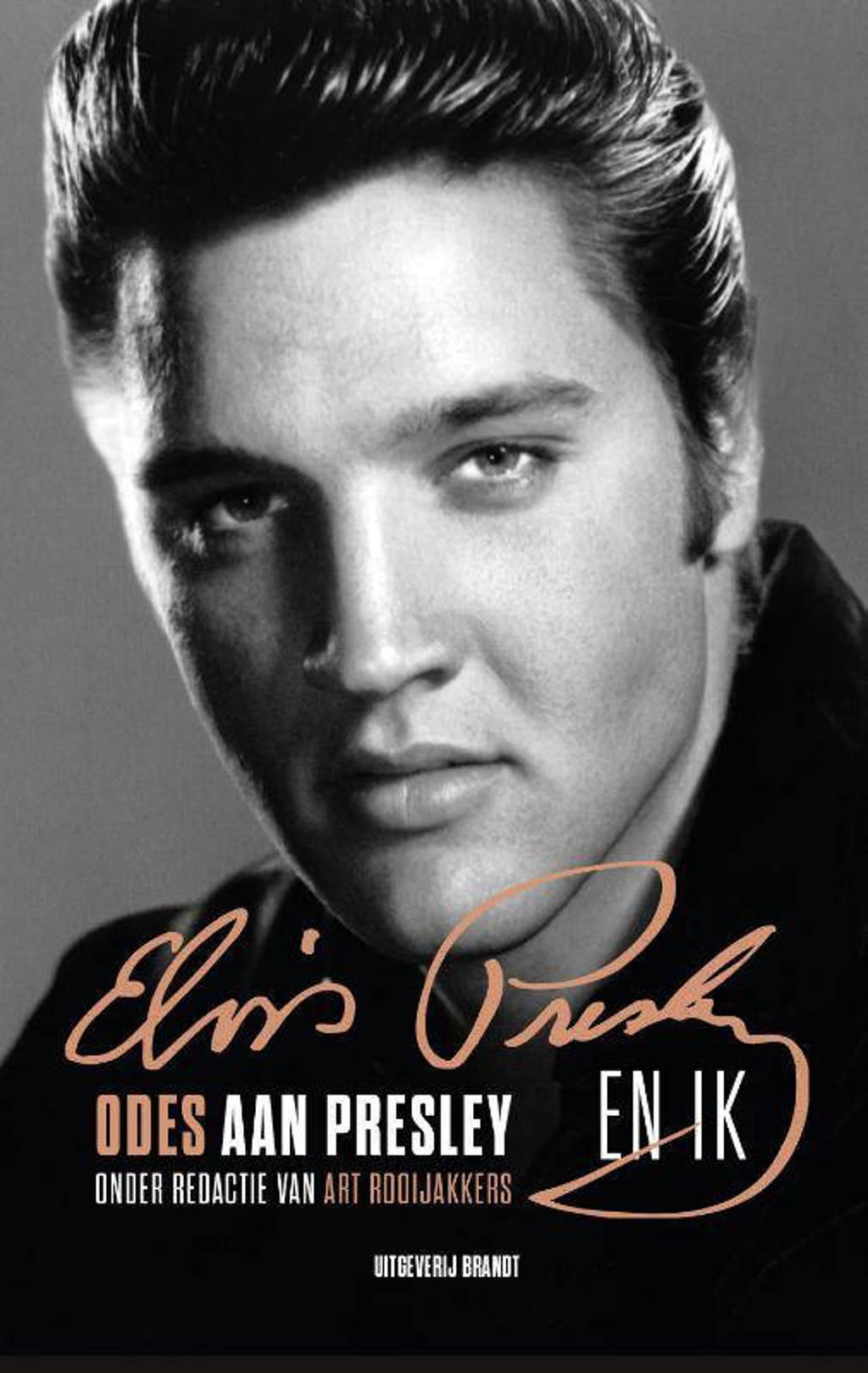 Elvis en ik