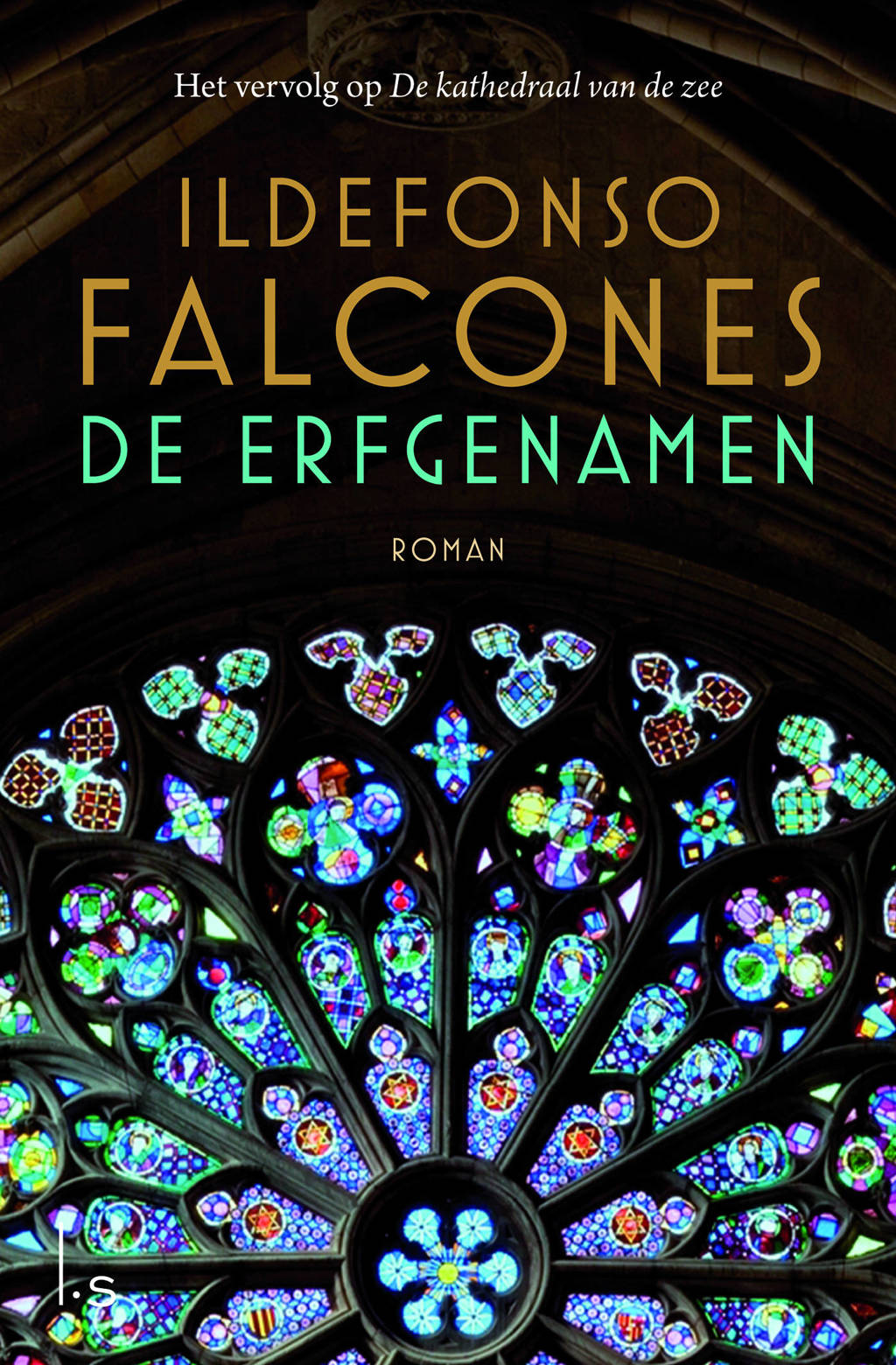 De erfgenamen - display 15 ex - Ildefonso Falcones