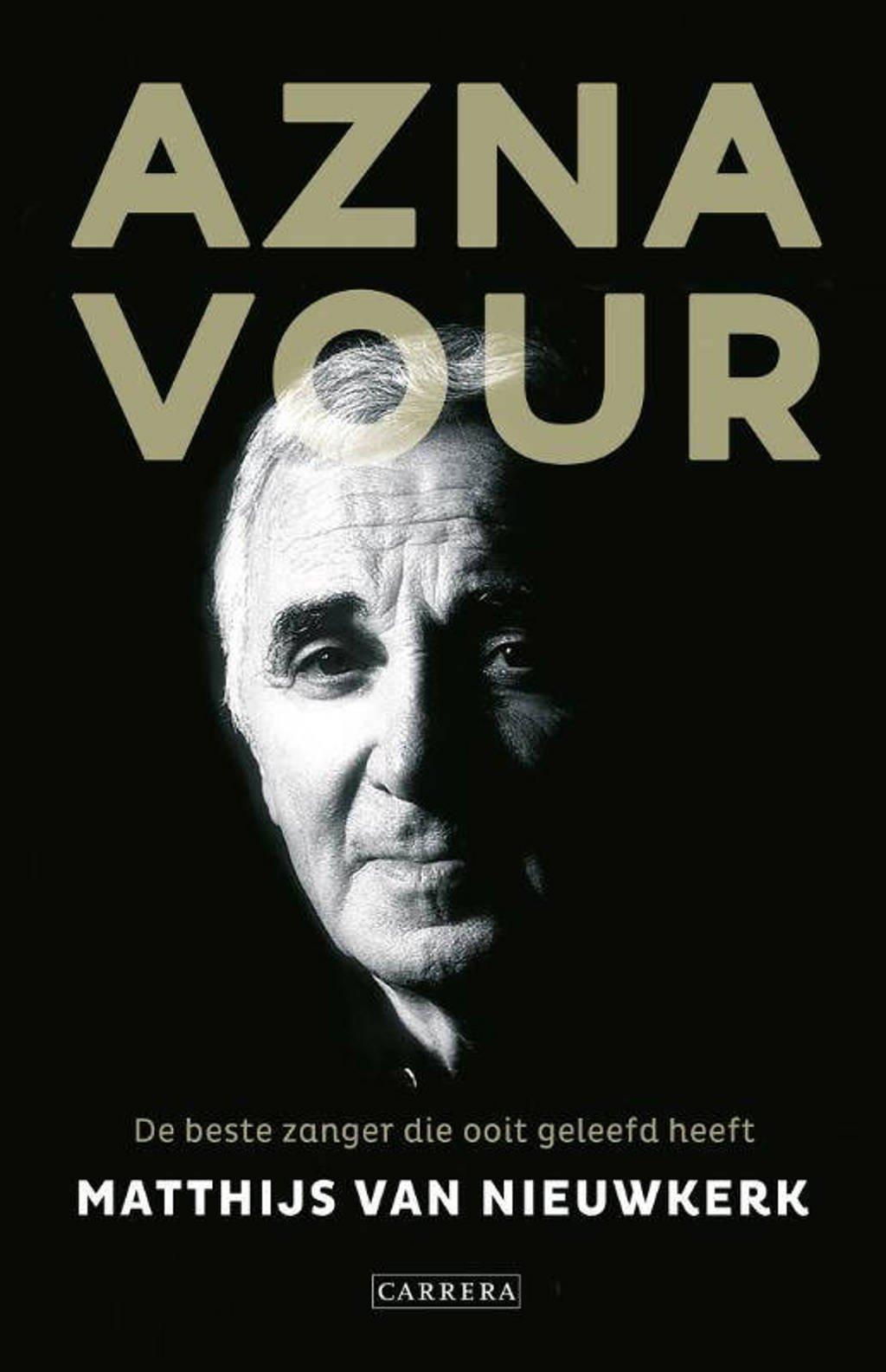 Arcade Muziekreeks: Aznavour, de beste zanger die ooit geleefd heeft - Matthijs van Nieuwkerk