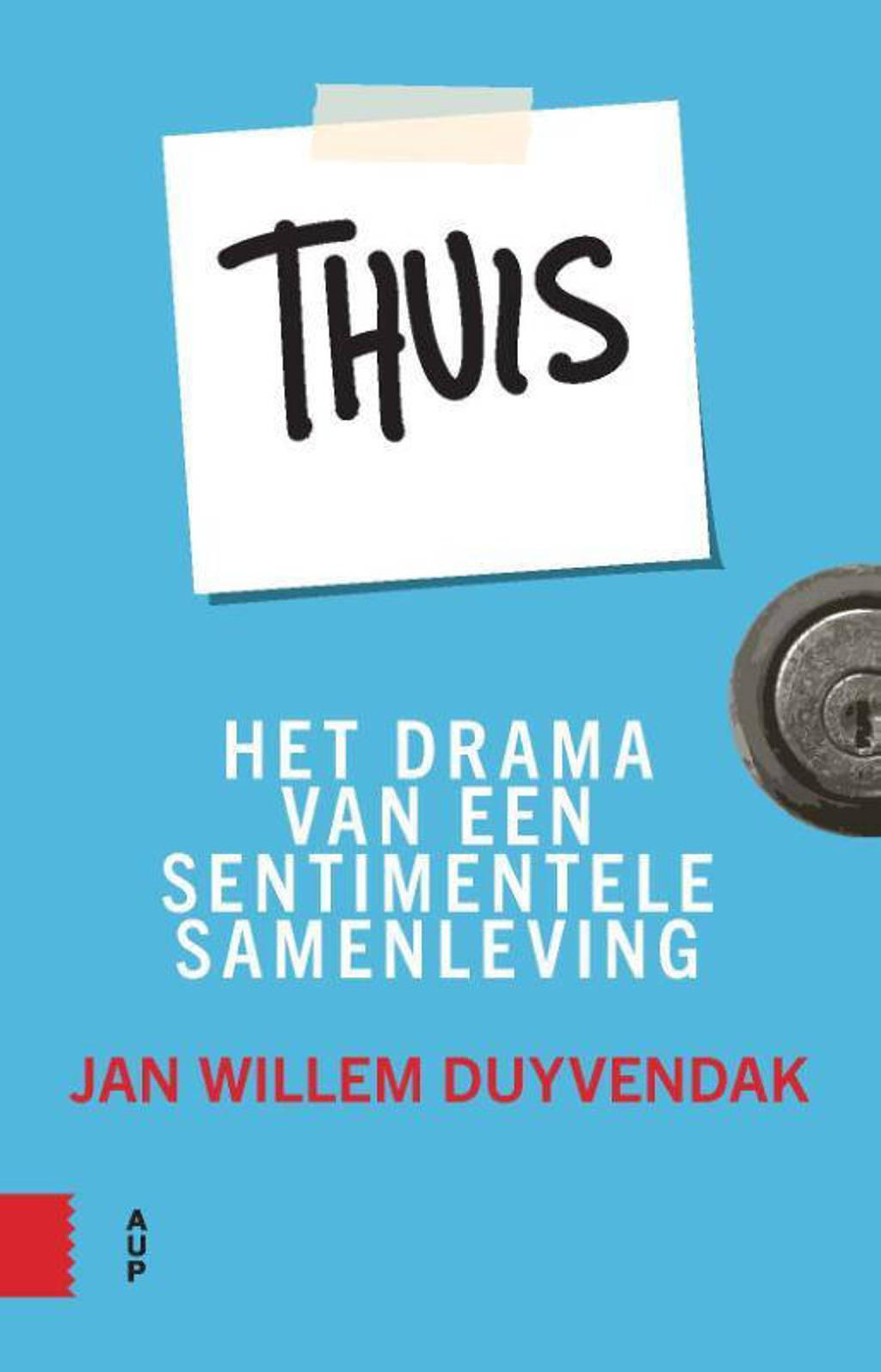 Thuis - Jan Willem Duyvendak