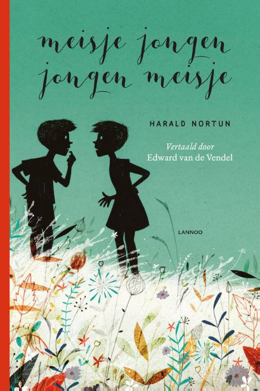 Meisje jongen jongen meisje - Harald Nortun