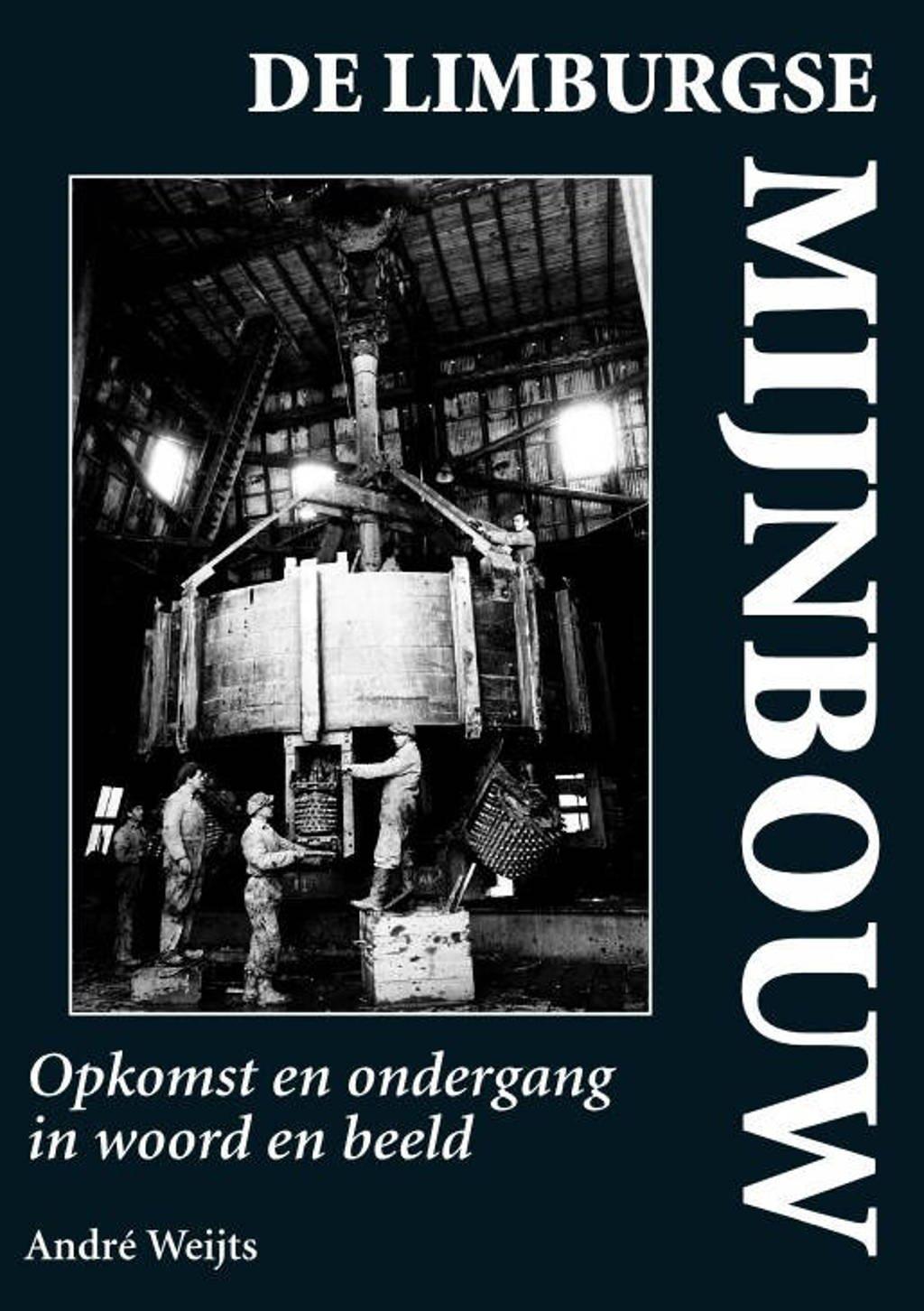 De Limburgse mijnbouw - André Weijts