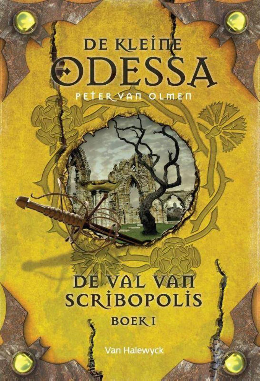 De kleine Odessa: De val van Scribopolis Boek 1 - Peter van Olmen