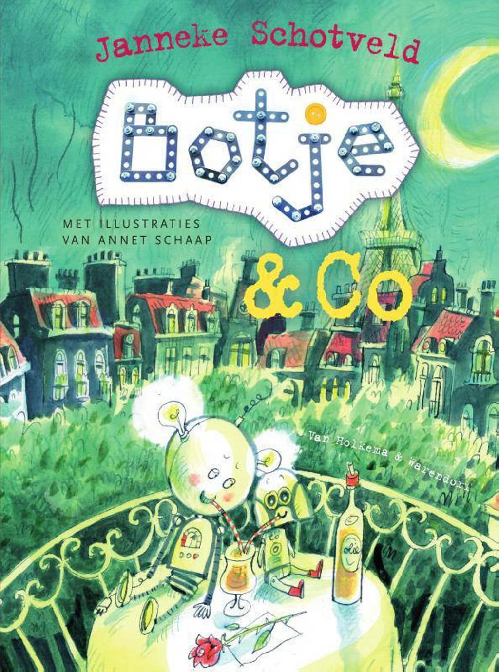 Botje: Botje & Co - Janneke Schotveld