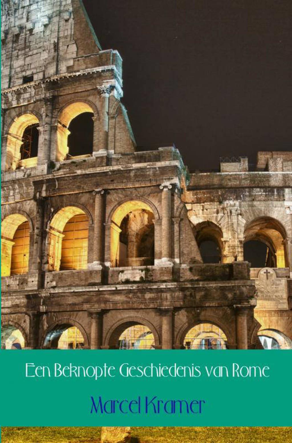 Een Beknopte Geschiedenis van Rome - Marcel Kramer