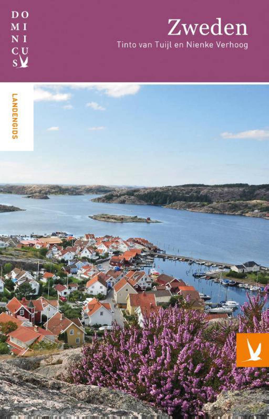 Dominicus landengids: Zweden - Tinto van Tuijl en Nienke Verhoog