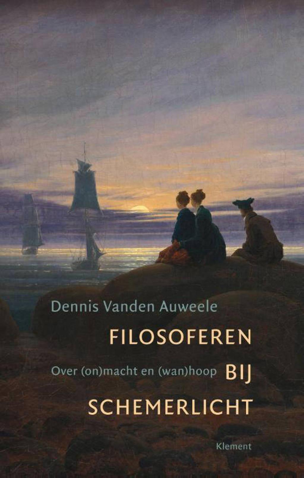 Filosoferen bij schemerlicht - Dennis vanden Auweele