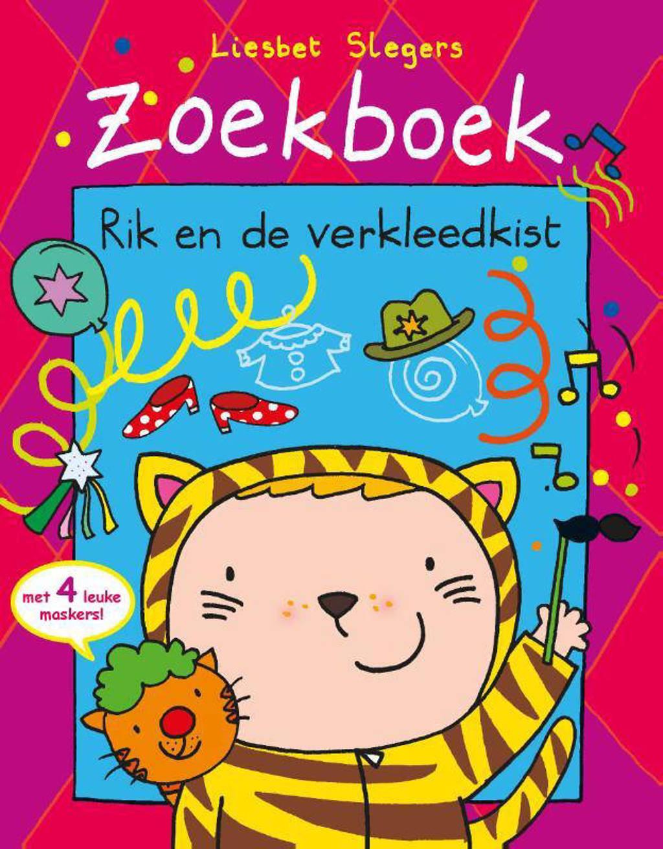 Rik: Zoekboek Rik en de verkleedkist - Liesbet Slegers