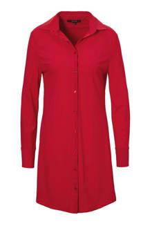 Suzy blousejurk in een travel kwaliteit