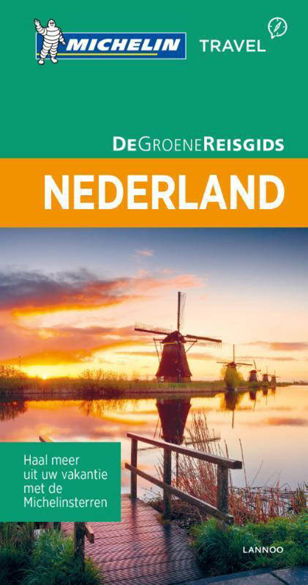 De Groene Reisgids: Nederland - Michelin