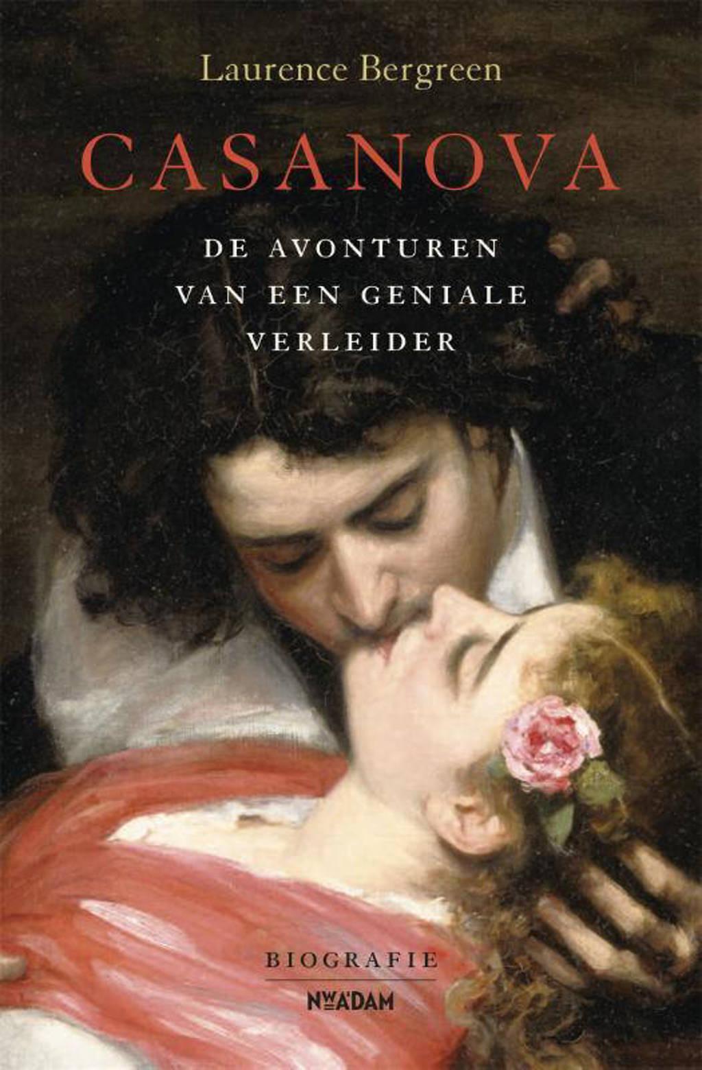 Casanova - Laurence Bergreen