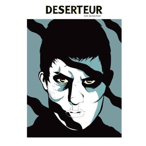 Deserteur - Halfdan Pisket kopen