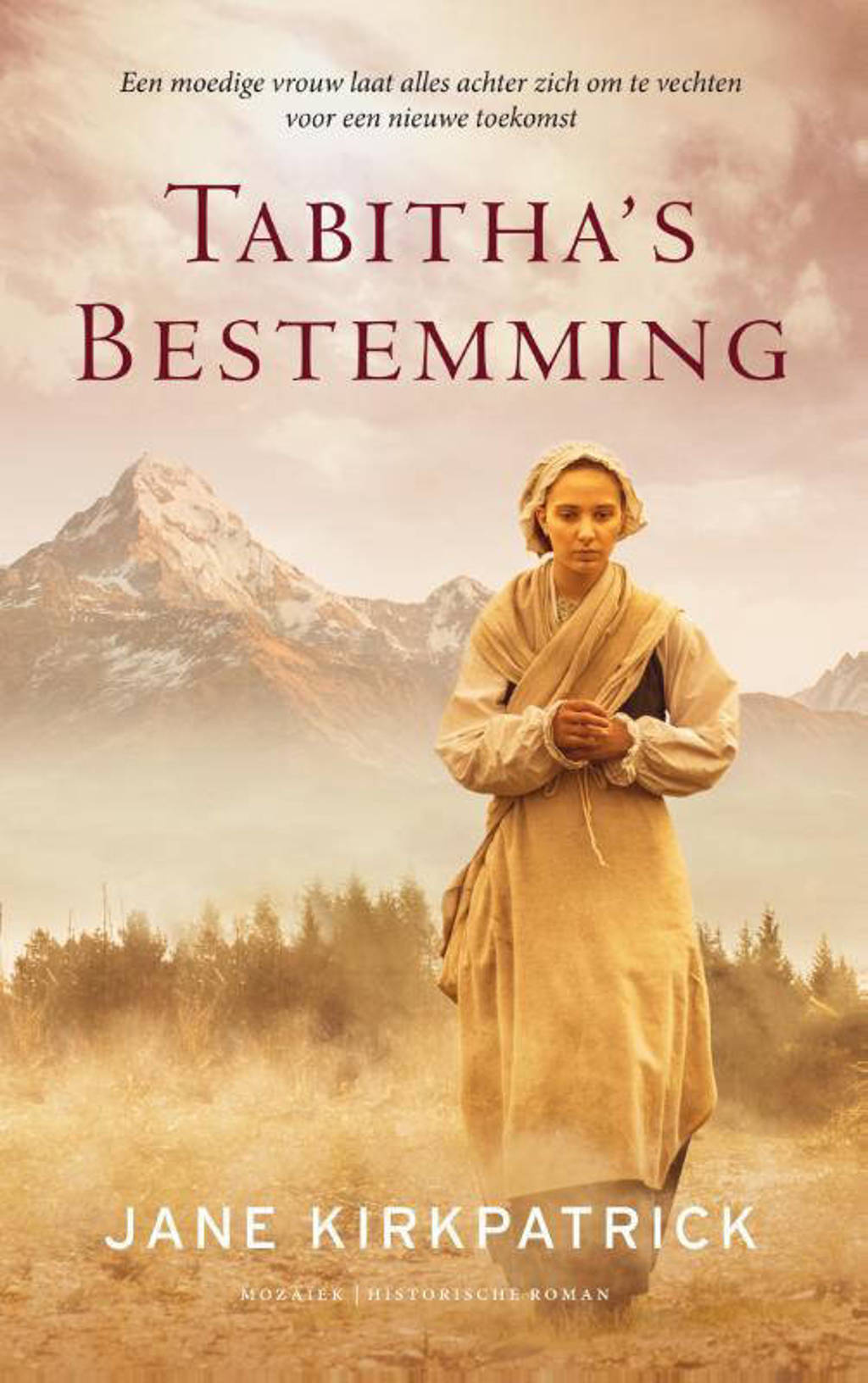 Tabitha's bestemming - Jane Kirkpatrick