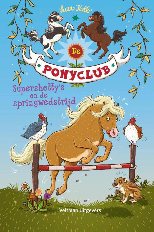De Ponyclub: Supershetty's en de springwedstrijd - Suza Kolb