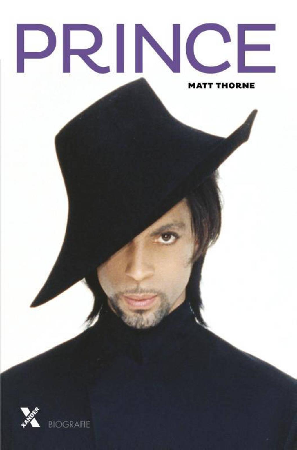 Prince - Matt Thorne
