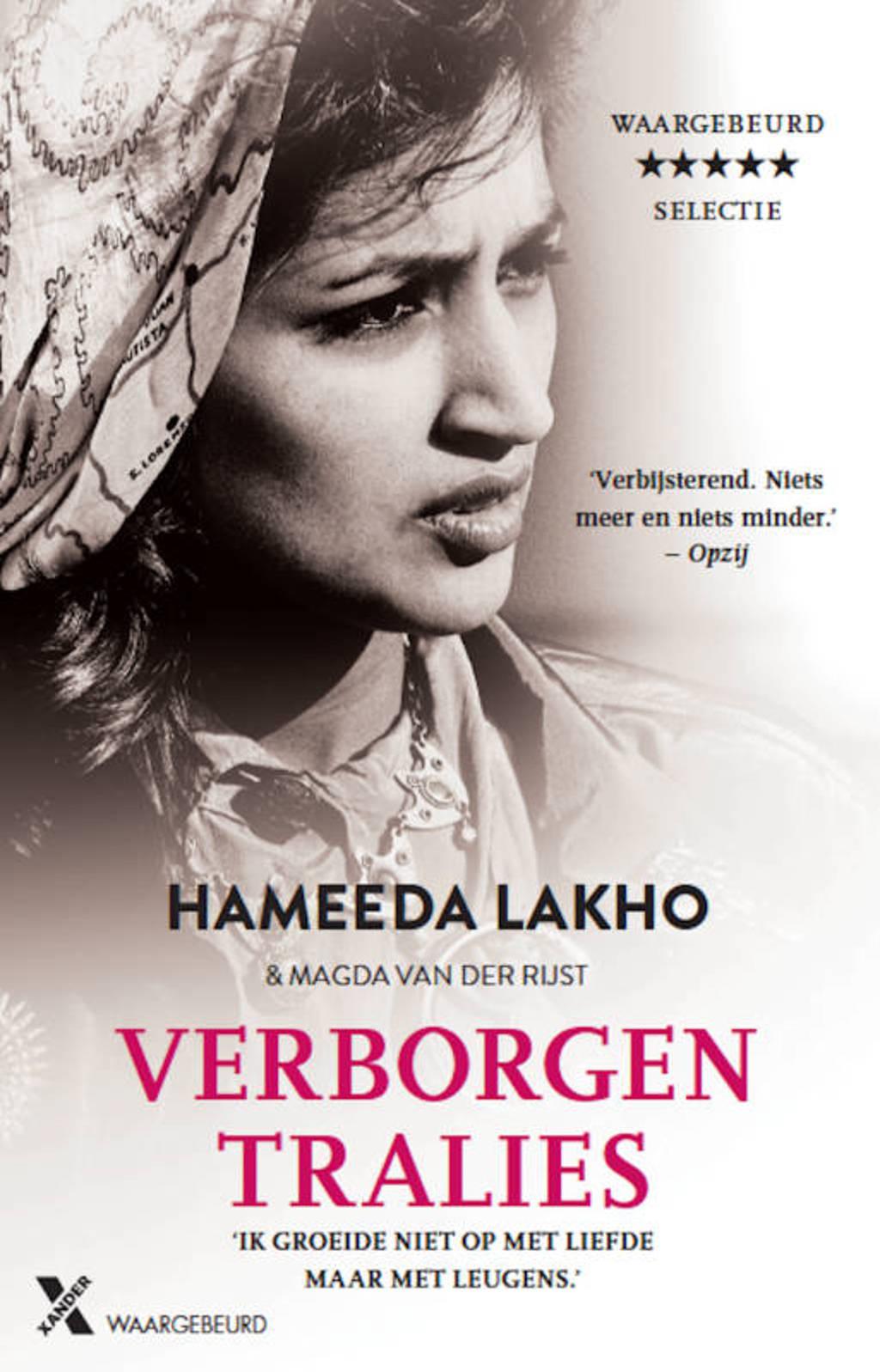Verborgen Tralies - Hameeda Lakho en Magda van der Rijst