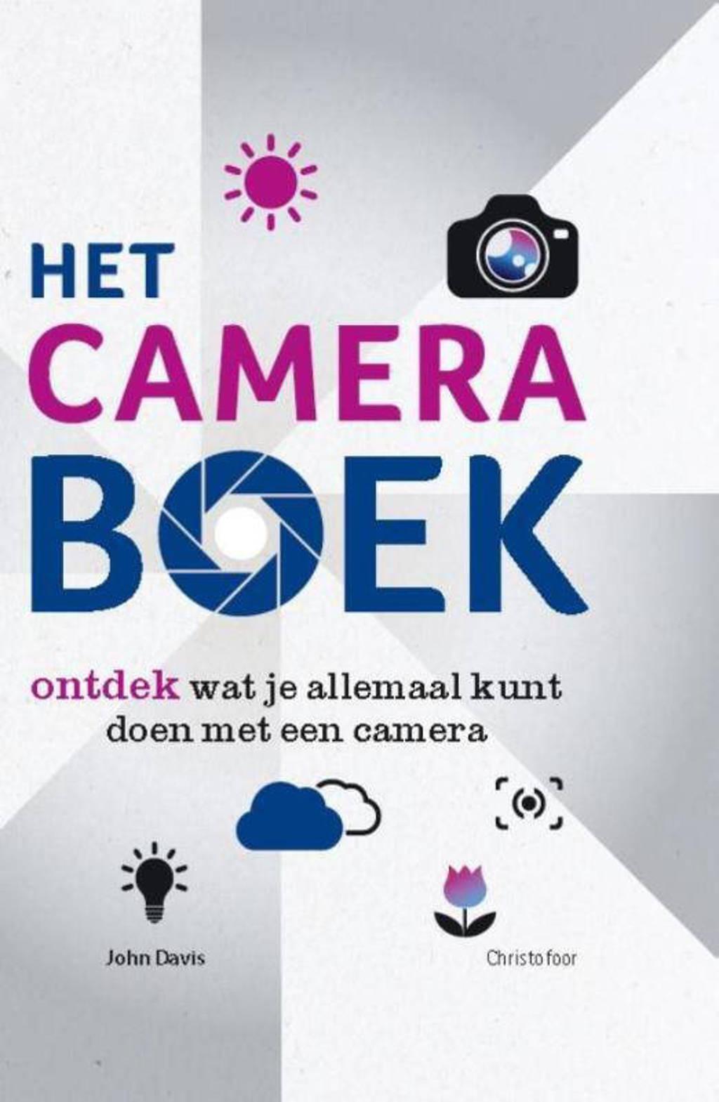 Het cameraboek - John Davis