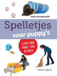 Spelletjes voor puppies - Claire Arrowsmith