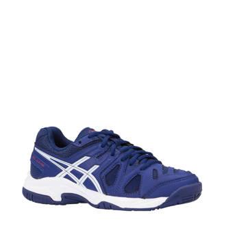 kids Gel-Game 5 GS tennisschoenen donkerblauw