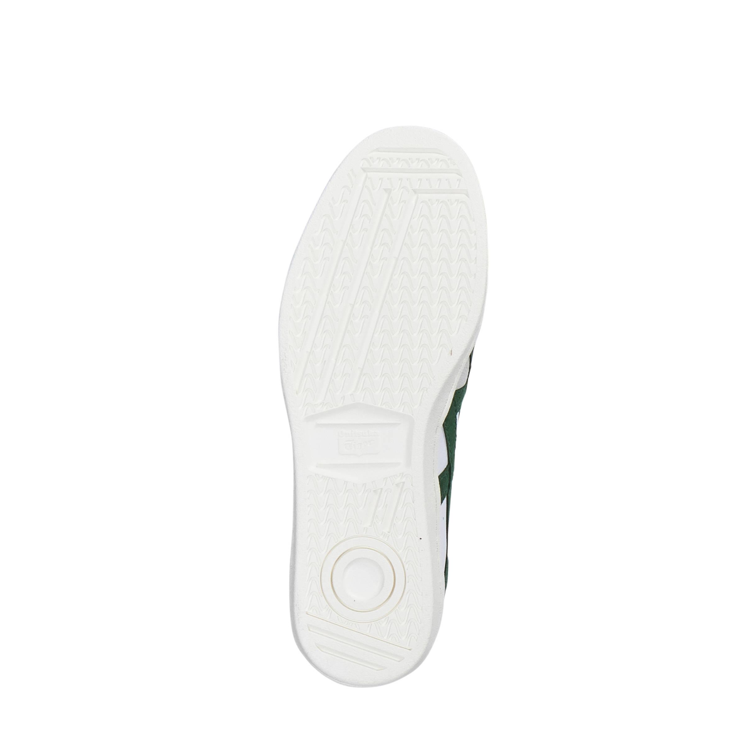 ASICS GSM leren sneakers   wehkamp