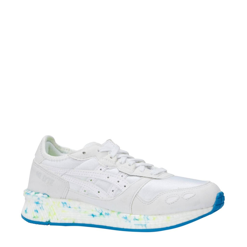 ASICS  sneakers Hyper Gel-lyte wit, Wit/turquoise