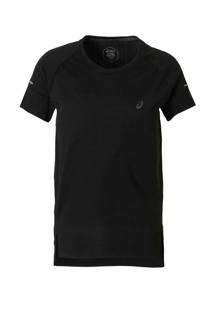 ASICS hardloop T-shirt zwart (dames)