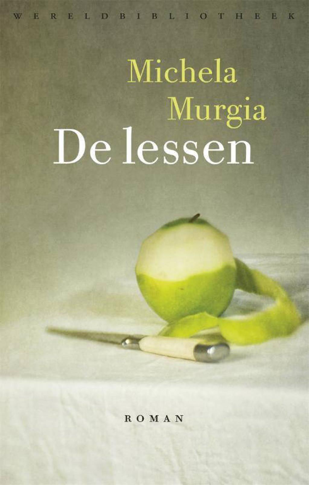 De lessen - Michela Murgia