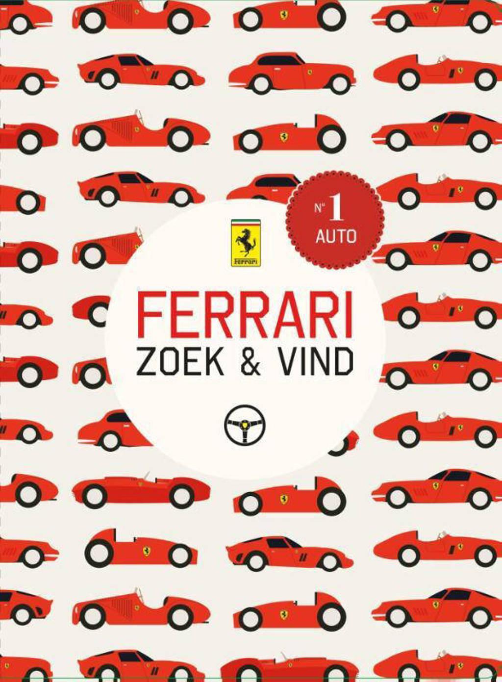 Ferrari zoek & vind