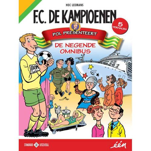 F.C. De Kampioenen: Omnibus 9 omnibus - Hec Leemans kopen