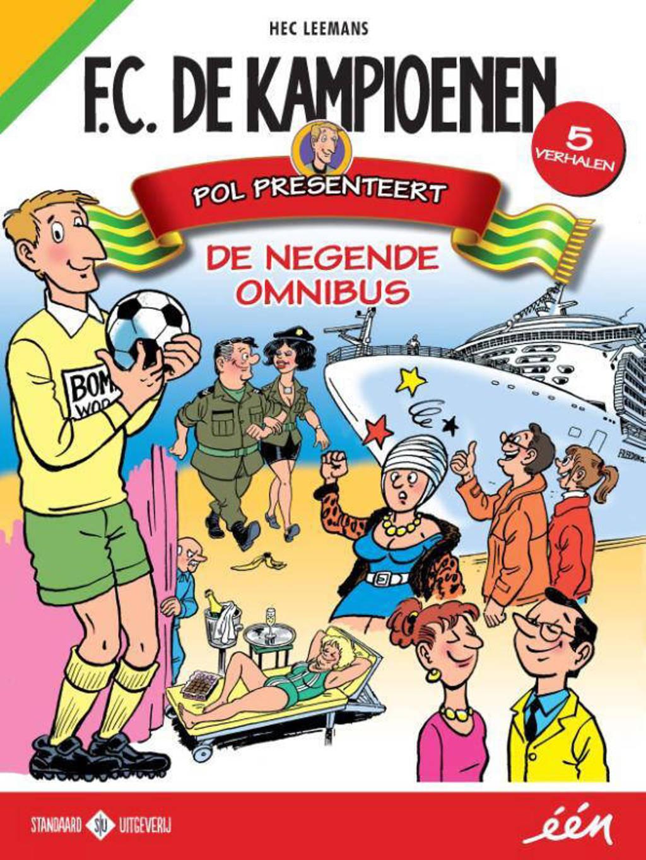 F.C. De Kampioenen: Omnibus 9 omnibus - Hec Leemans