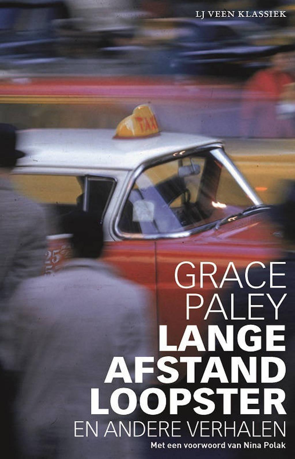 L.J. Veen klassiek: Langeafstandloopster en andere verhalen - Grace Paley