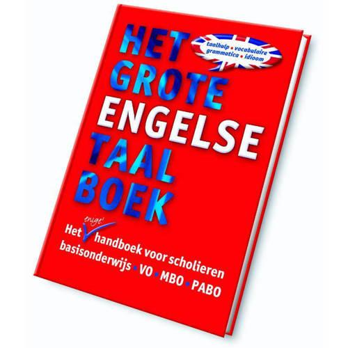 Het Grote Engelse Taalboek: Het Grote Engelse Taal
