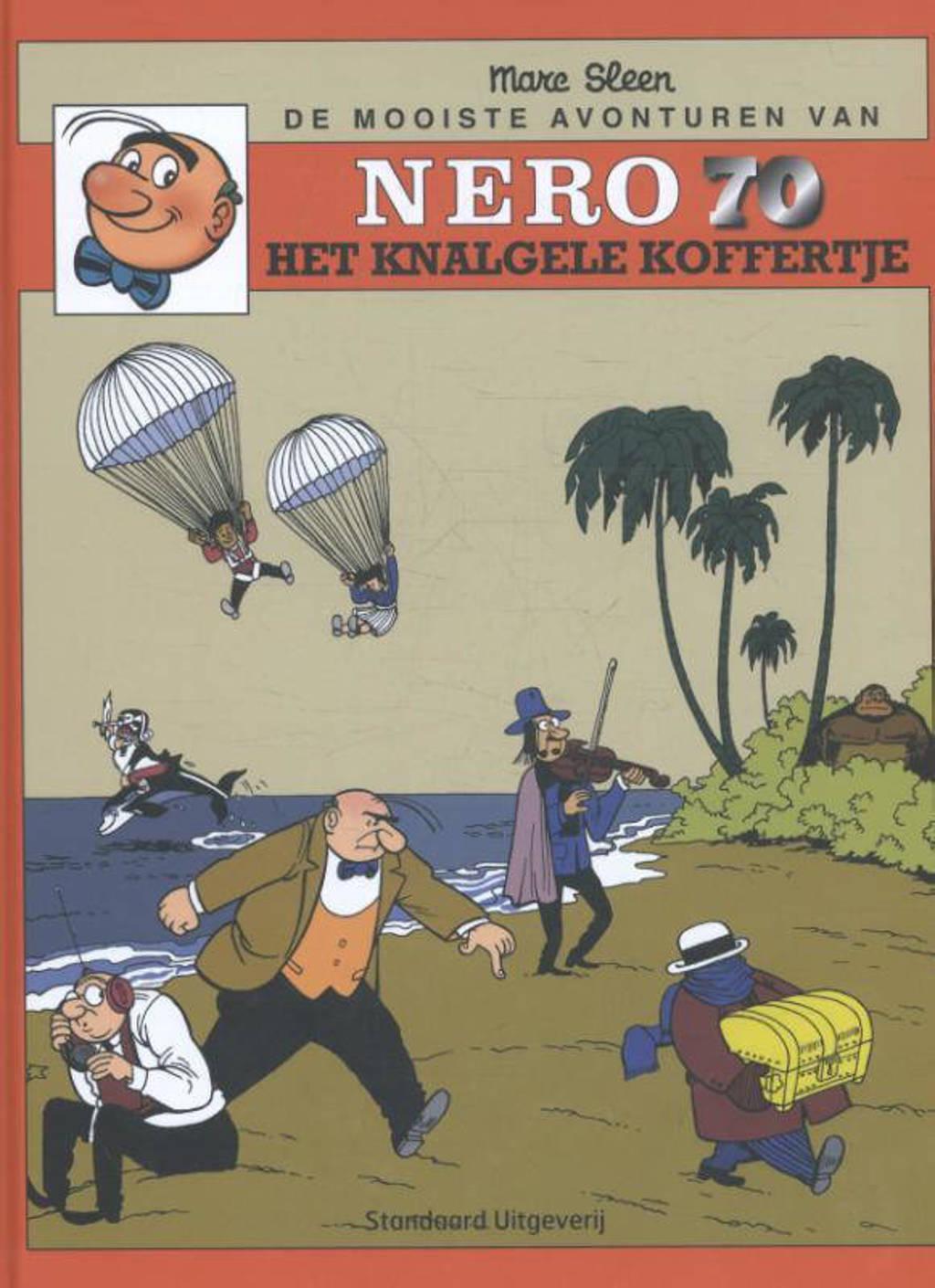 De avonturen van Nero: Het knalgele koffertje - Marc Sleen