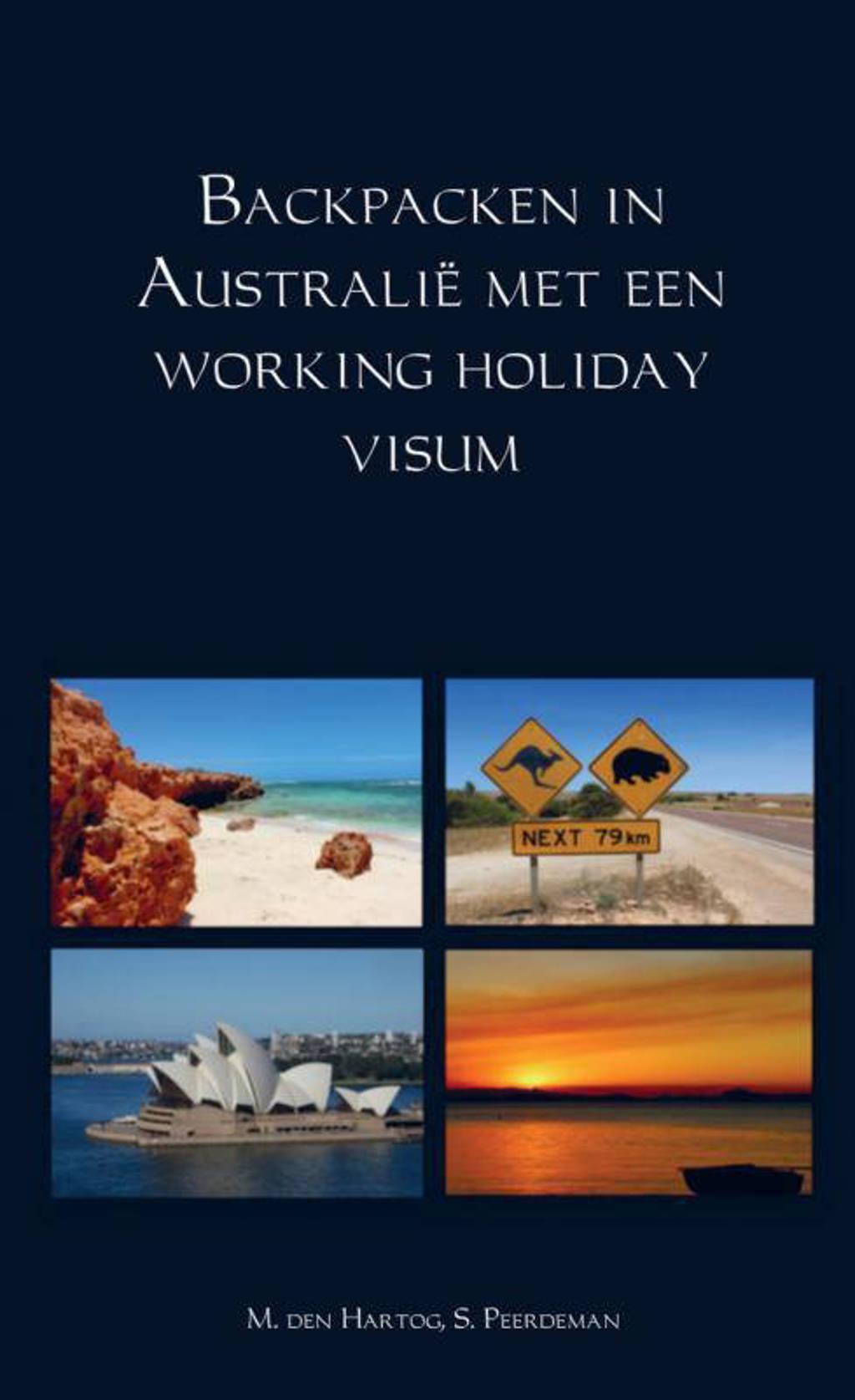 Backpacken in Australië met een working holiday visum - M. den Hartog en S. Peerdeman