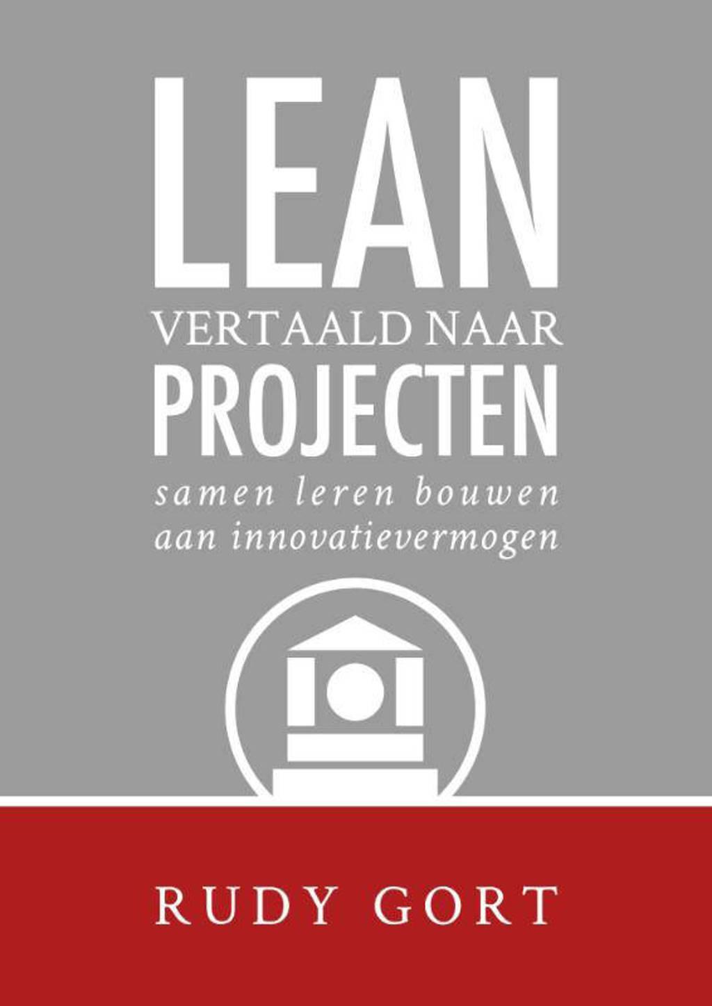 Lean vertaald naar projecten - Rudy Gort