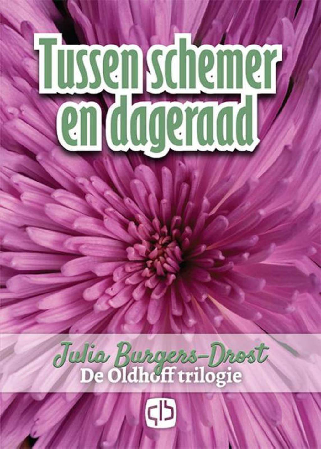 Tussen schemer en dageraad - Julia Burgers-Drost