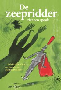 De zeepridder ziet een spook - Kristien In-'t-Ven en Mattias De Leeuw