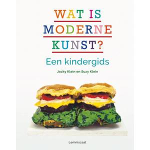Wat is moderne kunst? - Jacky Klein en Suzy Klein